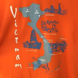 Other - Vietnam Vacation Tour T shirt